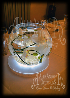 Wedding Table Centrepiece Hire Hertfordshire & Essex