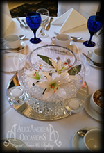 Wedding Table Centrepiece Hire Essex