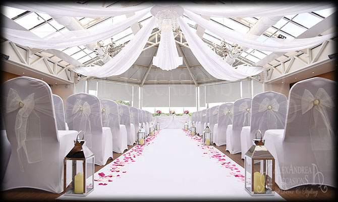 Wedding Decorations Hertfordshire & Essex