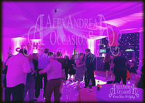 Bar and Bat Mitzvah Event Decorations