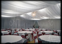Marquee Drapes London Hertfordshire Essex