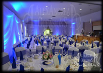 Wedding Decorarions - Mill Green Golf Club - Hertfordshire
